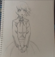 Chihiro Fujisaki WIP new style experiment by anonymous97
