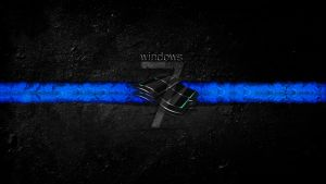 Windows 7 dirty Wallpaper by sharkurban