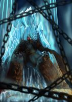 The Lich King by KinKiat