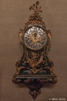 The clock and the chandelier by impromptus