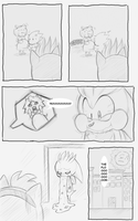 Sonic got Amy Pregnant Pg 20 by sonicxamy09