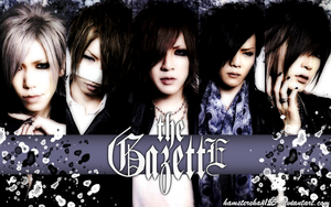 The Gazette RTU 1280x800 by hamsterchan155