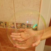 Bubble I made while taking a shower by S-E-A-S-H-O-R-E-S