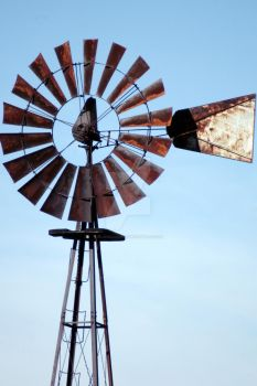 Windmill 3 by Bluemoon0027