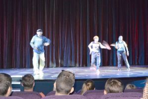 Crew Member Talent Show, Hip Hop Moves by Miss-Tbones