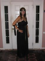 Halloween 2014 - Cleopatra by FadingNoctis