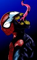 Ultimate Spiderman by PunkMetalhead