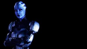 Liara T'Soni PS Base 4 by johntesh