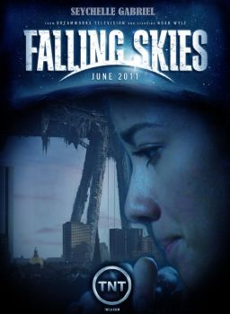fanart poster falling skies by drahcirdwave