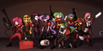 TF2 commission - compilation by luminaura