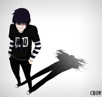 Crow by NarutoLover6219