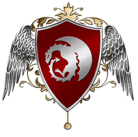 Part 2: Dragonrock Castle - Coat of Arms by Faejala