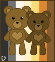 Teddy Bear Love by Dosu