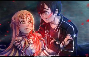 That Anime's Moment: Sword Art Online by kalisami
