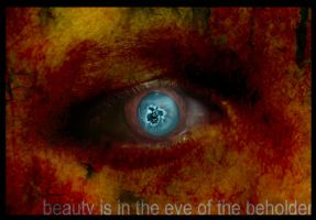 Beauty is in the eye... by Dyer-Consequences