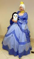 A Queen and Her Penguin by Tamlin-Haven