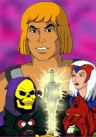 Masters of the universe by ooBLACKNIGHTINGALEoo