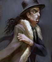Rob Lucci by chirun