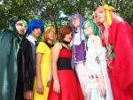 Vocaloid- Seven Deadly Sins by Sunflower-Dreams
