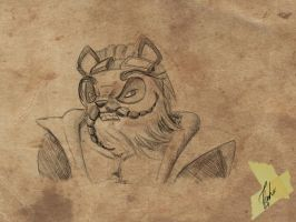 padhim dad more sketches by ibrahx