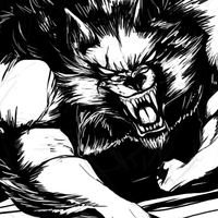 Werewolf Therewolf by Javen