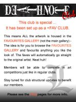 Club Structure Ad by deathNote-club