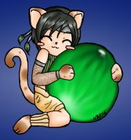 Kitty Yuffie by Arian-Kage