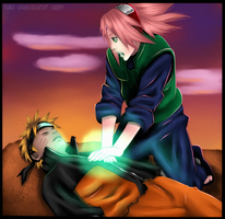 Naruto chapter 662 - I will save you! by cheeryY
