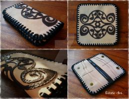 Wallet Early Celtic by TonyCrafter