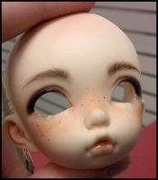 Fairyland Littlefee Face-Up by Distractus