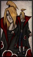 deidara tribute by annighty