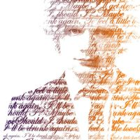 Graphics - Ed Sheeran typography by yvonnemasters