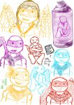 AU Turts Doodle by DasWesen