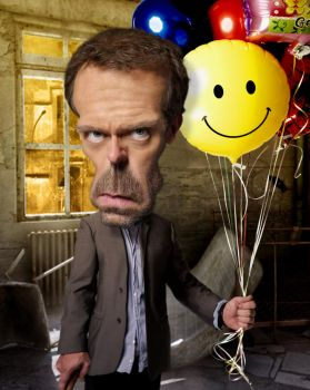 Hugh Laurie - House MD by RodneyPike