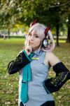 Sonico as Miku Hatsune by NekoChanCosplay