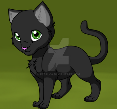Female Panther Cub by pearl-14