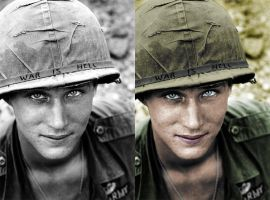 Vietnam - before after by B-D-I