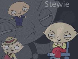 Stewie From Family Guy by JHansen1287