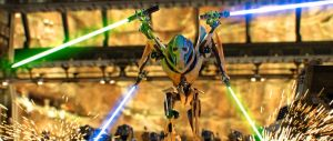 Grievous Attacks by horroranimefan