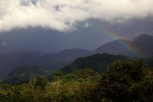 Colombian Skies by ariseandrejoice