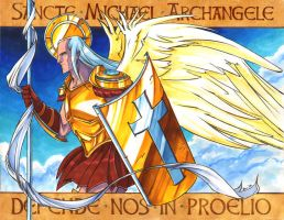 St Michael the Archangel by CapnFlynn