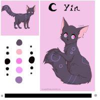 Yin Reference Sheet by SparksOfTheStars