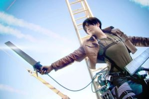 Shingeki no Kyojin - Eren Jaeger by Hikari-Kanda