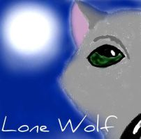 Lone Wolf alternate cover by Goldenfox1704