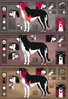 Fausto reference sheet JULY by Roneri