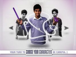 Choose your Character .. :) by MazenShehab