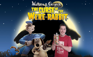 Wallace and Gromit The Curse Of The Were Rabbit by Dalek44