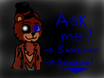 Asks are now open! (For a limited number only!) by until-6AM