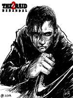fans art THE RAID 2 : BERANDAL by Murdockh