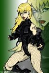 Black Canary Inks Coloured by hotrod5